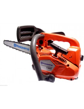 Chainsaw Husqvarna T425C carving