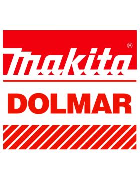 0011006120 BULLONE CPL. X G.2400R-3500R RICAMBIO DOLMAR MAKITA