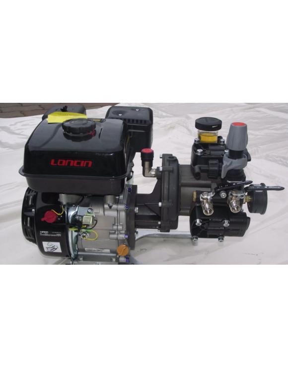 Motopompe a scoppio APS 41 motore Loncin