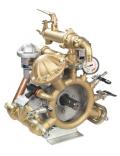 Comet Pump Brass IDS 1000