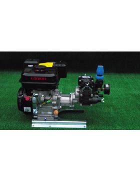 Motopompe a scoppio Comet MC25 motore Loncin