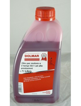 Olio sintetico per miscela Dolmar LT 1