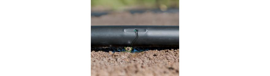 Drip line pipe Netafim